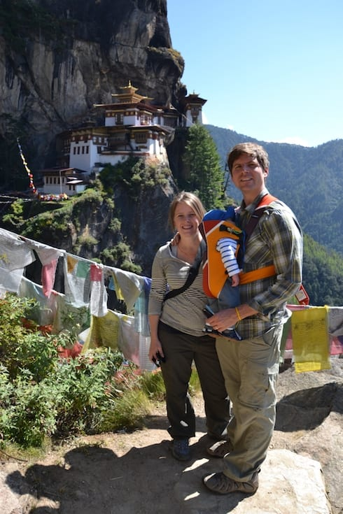 The 6 Stages of Baby and Toddler Travel - What to Expect, Where to Go, and How to Time It Right: Bhutan
